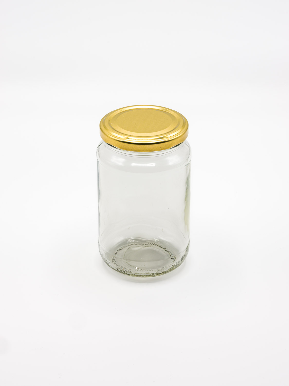 Jar around 375 ml