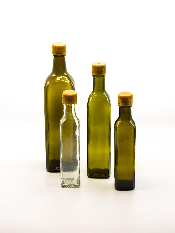 Flasche Olivenöl