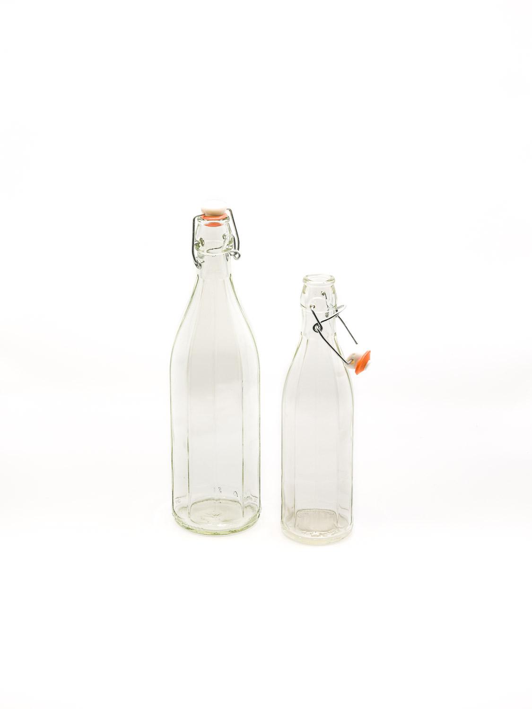 Bügelflaschen