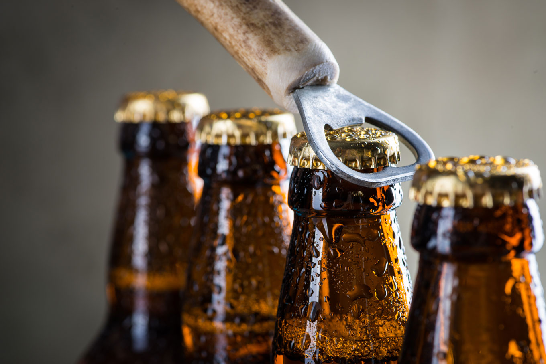 Bierflessen